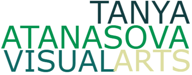 Tanya Atanasova Visual Arts Logo